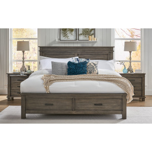 Glacier Point Ck Storage Bed