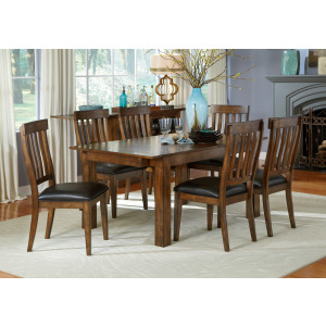 MARIPOSA RUSTIC DINING TABLE