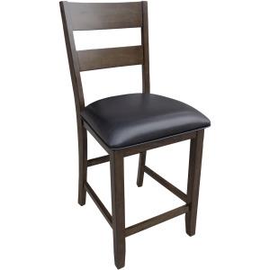 Mariposa WG Ladderback Barstool