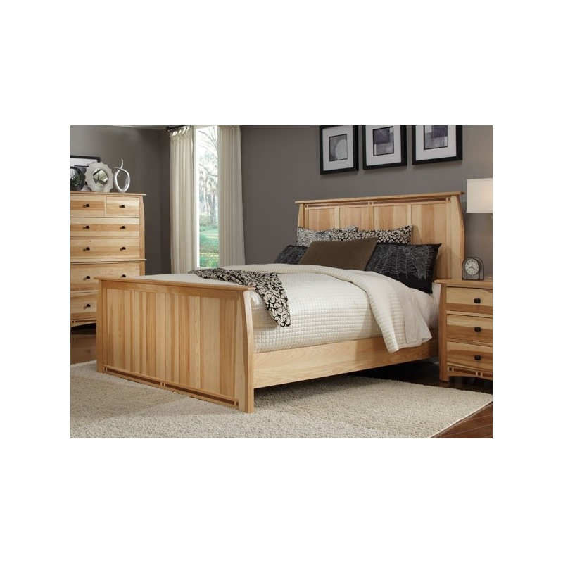 Adamstown E. King Panel Bed