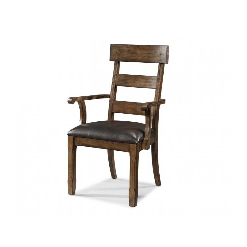 Ozark Plank Arm Chair