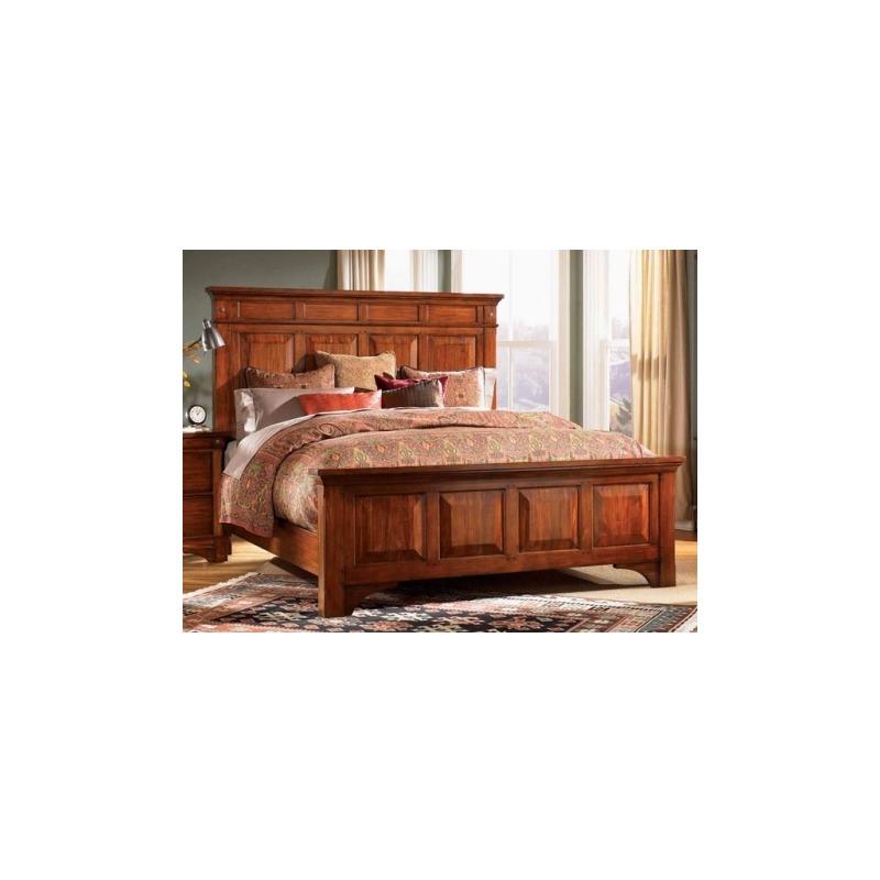 Kalispell Queen Mantel Bed