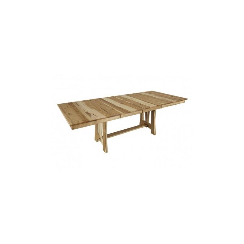 Cattail Bungalow Natural Cattail Bungalow Natural Trestle Table