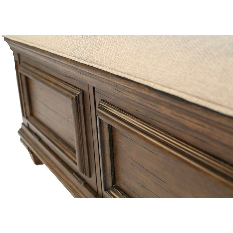 Gallatin Storage Bench