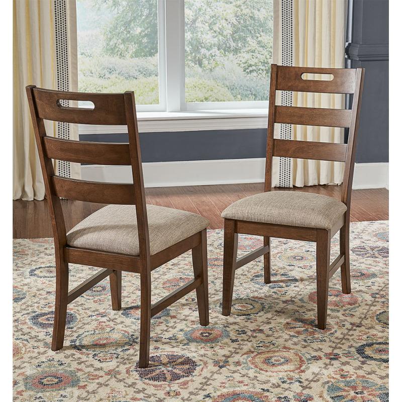 Blue Mountain Ladderback Chair