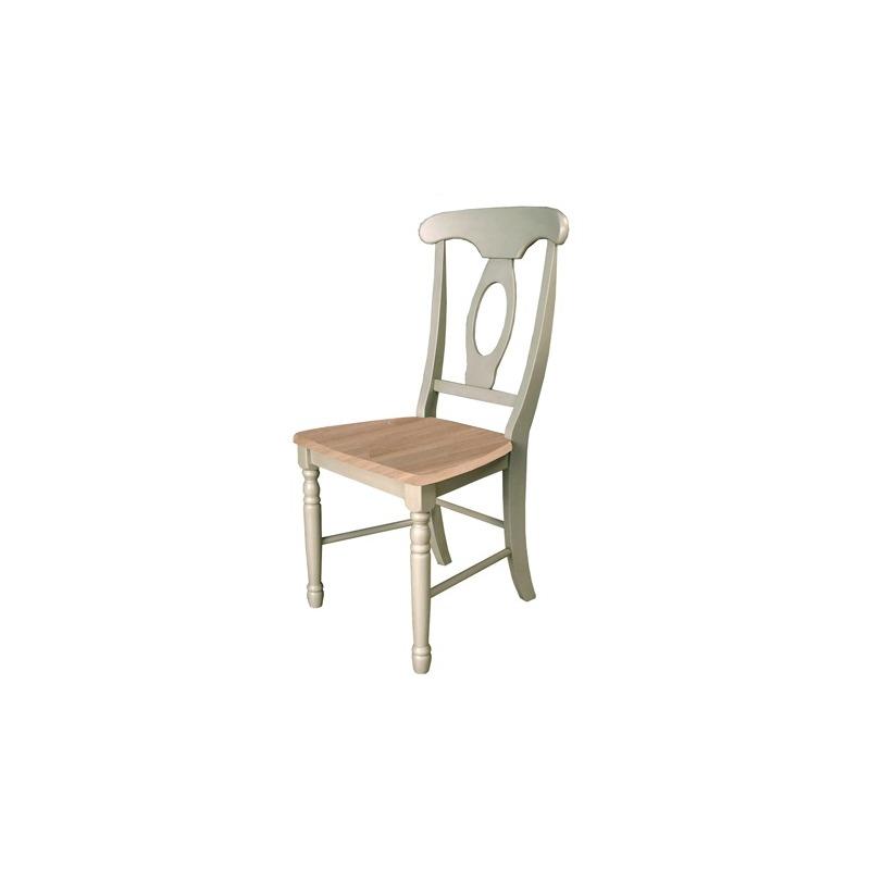 British Isles Napoleon Side Chair