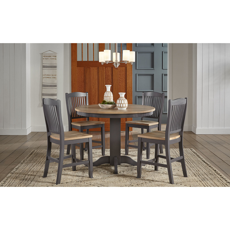 Gather Height Round Table