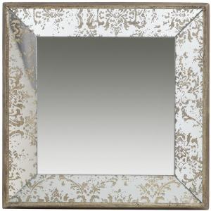 """15.5x15.5x2"""" Tray / Mirror 4EA/CTN"""