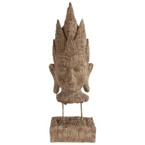 "5x3.5x15.5"" Buddha Head 6EA/CTN"