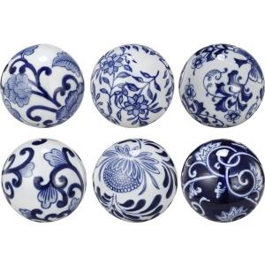 Round Decorative Ceramic Ball