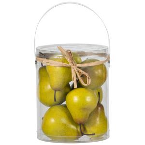 Faux Bartlett Pears