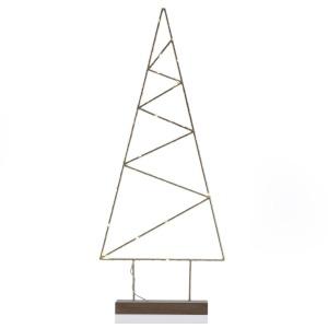 """Moire Tree - 13"""" x 3.5"""" x 31.5"""""""