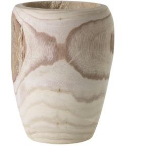"Yucca Vase - 6""-7.5""W x 9.5"""