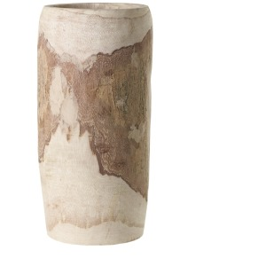 "Yucca Vase - 6""-7.5""W x 15.25"""