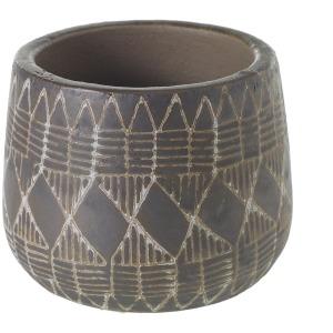 Naima Pot - Brown