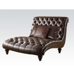 Anondale Chaise Lounge w/3 Pillows