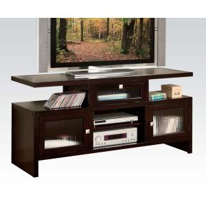 Folding TV stand