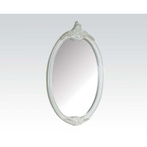 Pearl Oval mirror