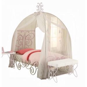 Priya II Twin Bed w/Canopy