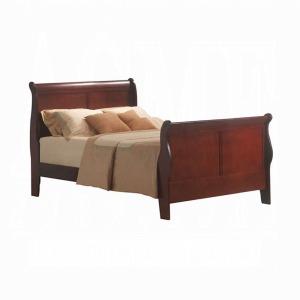 Louis Philippe III Twin Bed