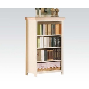 Bookcase w/2 baskets