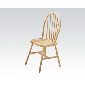 Natural Windsor Chair