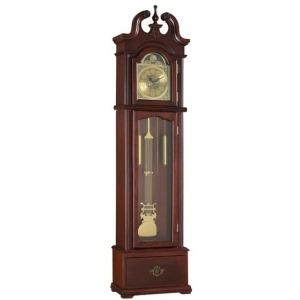 Valentine Cherry Grandfather Clock