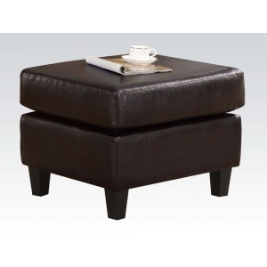 Ottoman w/2pillows