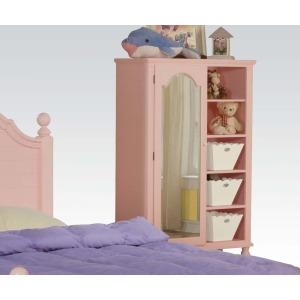 Floresville Pink Door Chest