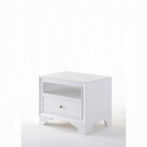Blaise Night Table - White