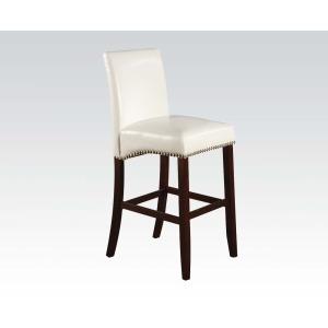 Jakki White Bar Chair - Set of 2
