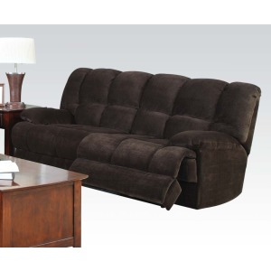 Ahearn Choco Champion Reclining Sofa