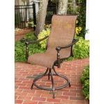 Sling Swivel Balcony Chair