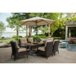 Franklin Patio Table and Chairs