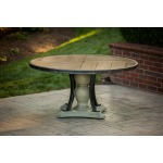 Franklin Dining Tbl Table, Dining, Round, 60