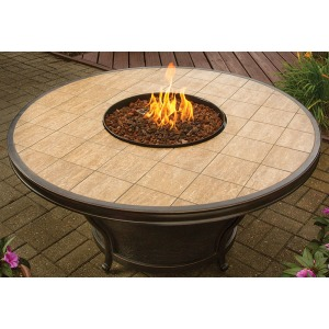 Conquest Fire Base Firepit
