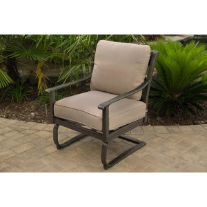 Franklin Spring Chr Chair, Spring, Woven, Cushion, Deep