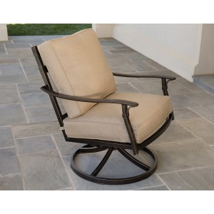 Cush Swivel Rocker Lounge