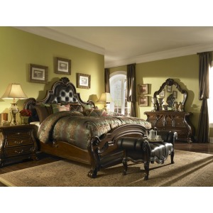 Palace Gates Collection Bedroom Set