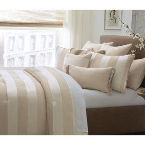 Amalfi 10pc King Comforter Set Sand