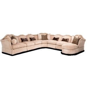 7 pc Sectional set