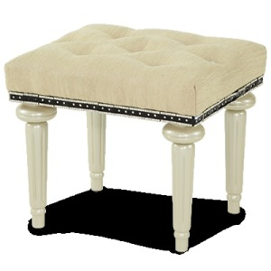 Pearl Vanity Bench