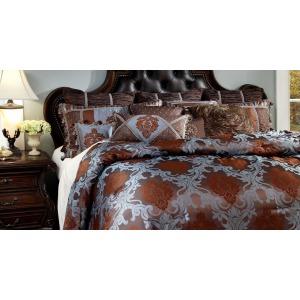 Bellingham Court Queen Comforter Set (12 pc)