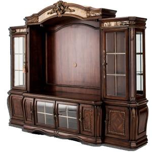 Entertainment Unit w/Audio Cabinets (4 pc)