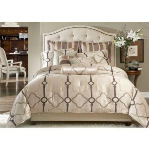 Keystone Court King Comforter Set (10 pc B)