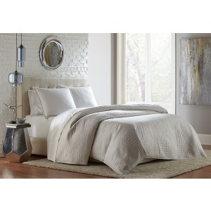Brilliance 3 Pieces King Coverlet