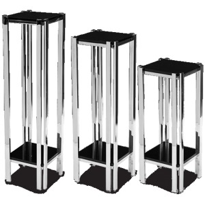 Square Stand Set - 3 pc (Must be sold as a 3 pc set)