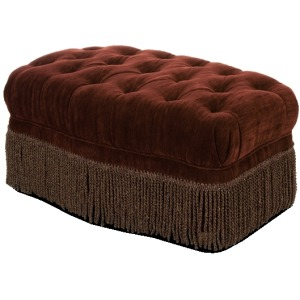 Tufted Chair Ottoman