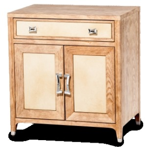Biscayne West Nightstand Sand