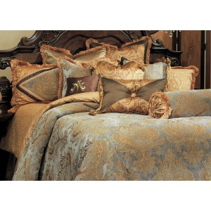 Elizabeth King Comforter Set (13 pc)